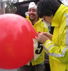 Balloon Challenge Infosyncratic Nl Archive Sabotage Disappointment And