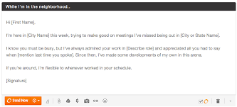 12 networking follow up emails breathr
