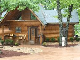 cozy log home u0027dogwood cabin u0027 with 2 master homeaway branson