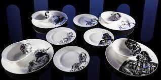 wars dinnerware plates by zak designs