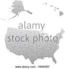 in a us map alaska and hawaii are displayed in areas called the detailed map of the usa including alaska and hawaii the