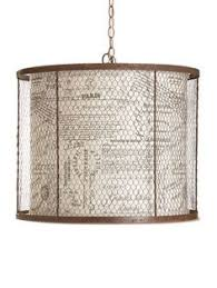 Chicken Wire Chandelier Diy Chicken Wire Pendant Light Great Ideas And Projects You Can