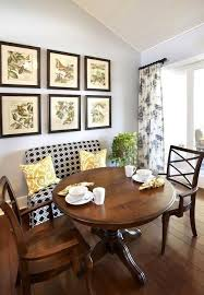 Small Dining Room Furniture Staggering Room Sofa Bench Love Ideas Eclectic Dining Rooms Small
