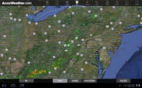 Accuweather Radar Map Accuweather For Sony Tablet S Android Apps On Google Play