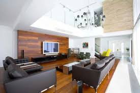 living room interior design wood walls white elegant windows