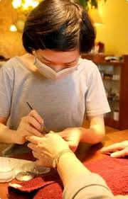behind pretty nails risk of travails at salons reading eagle news