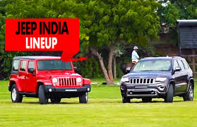 jeep india lineup powerdrift youtube