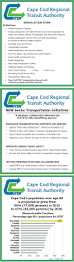 cape cod regional transit authority seniors