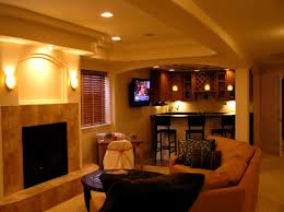 Basement Room Decorating Ideas Architectures Picturesque Perfect Entertainment Room Ideas Home