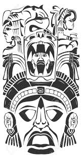 top 25 best mayan symbols ideas on pinterest aztec art aztec