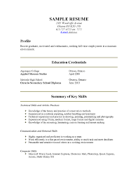 Sample Resume With Gaps In Employment by Show Me A Sample Resume Resume Cv Cover Letter