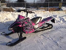 arctic cat proclimb all dressed up for a weekend on the