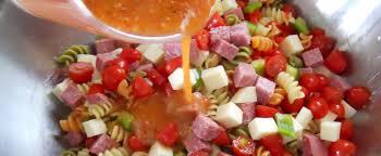 pasta salad flourgirl