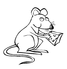 coloring page of a rat rat coloring page animals town animal color sheets rat picture