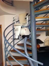 siege escalier monte escalier colimaçon
