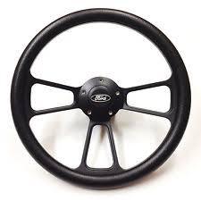 1967 Mustang Black 1967 Mustang Steering Wheel Ebay