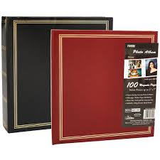 photo album magnetic pages pioneer magnetic 100 page photo album assorted london drugs