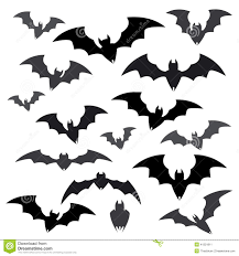 free halloween icon bats and halloween icon sets stock vector image 41321811
