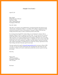 cover letters for office assistant 10 administrative assistant