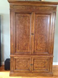 Hooker Computer Armoire by Ethan Allen Townhouse Entertainment Armoire Furniture I Already