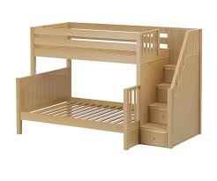 Matrix Bunk Beds Maxtrix Sumo Bunk Bed With Stairs Bed Frames