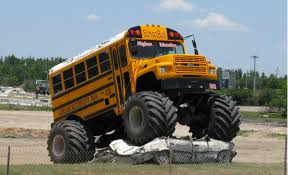 biggest bigfoot monster truck 6 trucks that didn u0027t go home u2014because they went big the auto
