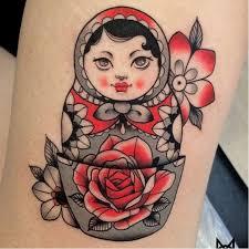 dainty illustrative tattoos by mo mojito tattoodo