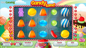 review of candy land capecod gaming video slot from capecod