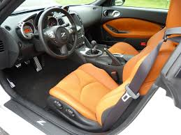 Nissan 370z Interior Review Nissan 370z Touring The Truth About Cars