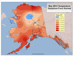 Map Of Fairbanks Alaska by Deep Cold Interior And Northern Alaska Weather U0026 Climate