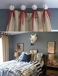 Curtains For Themed Room Sports Bedroom Curtains Koszi Club