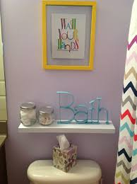bathroom cool idea for unisex kid bathroom decoration ideas using