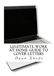 amazon com legitimate work at home guide to cover letters ebook