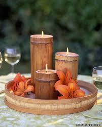 bamboo candles u0026 video martha stewart