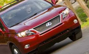 lexus suv models 2010 2010 lexus rx350 rx450h u2013 review u2013 car and driver
