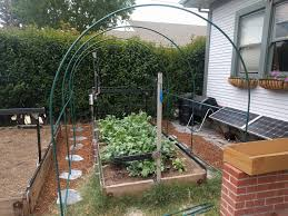 put farmbot in a greenhouse