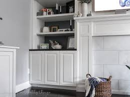 built in living room cabinets ikea hack kitchen cabinets turned built ins