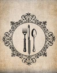 clock fork and spoon hands printable google search designs and