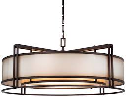 Drum Lights Ceiling Lights Picturesque Pendant Drum Lights Custom How To