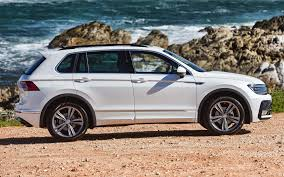 volkswagen tiguan 2017 r line volkswagen tiguan r line 2016 za wallpapers and hd images car