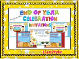 26 and memorable end of the school year celebration ideas