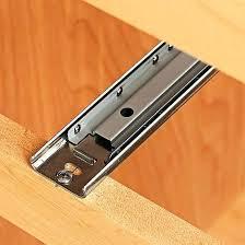 self closing cabinet drawer slides self closing cabinet drawers close up of metal slide soft close