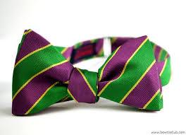 mardi gras tie mardi gras bow tie