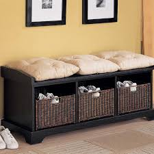 Storeage Bench - 15 great entryway bench ideas for the home