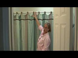 How To Hang Shower Curtain Interior Decorating Ideas How High To Hang A Shower Curtain