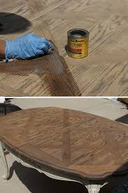 refinishing wood table without stripping how to strip and refinish a dining table refinish dining tables