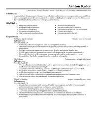 sle retail resume sle resume retail retail sle resume exles retail
