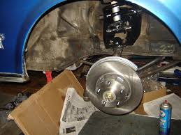 1966 mustang disc brakes 1966 mustang front disc conversion spindle gasket question ford