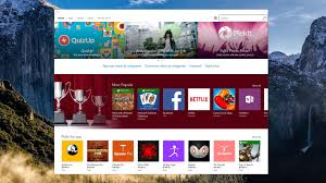 windows 10 store app updated with ui changes fast ring