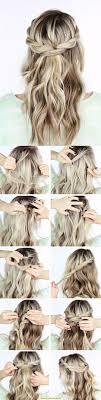 Einfache Frisuren by Herrlich Einfache Frisuren Für Lange Haare Deltaclic